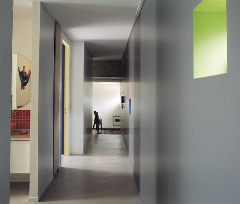 Paredes de color gris - Colores en paredes ...