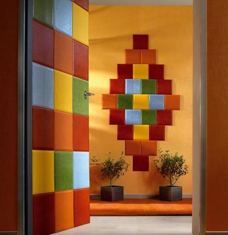 Paneles de cuero para paredes - Paneles de decoracion para paredes ...
