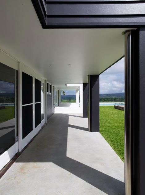 Moderna casa minimalista for Casa moderna minimalista