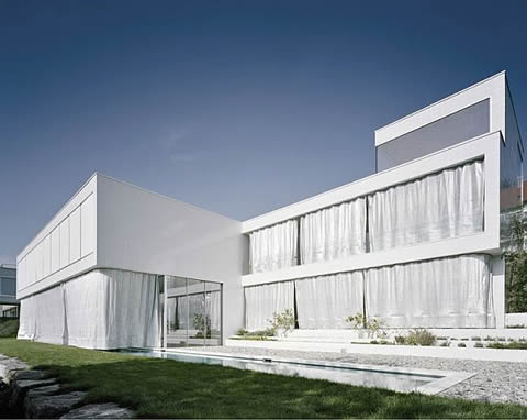 Casa con estilo cubista - Cubismo arquitectura ...
