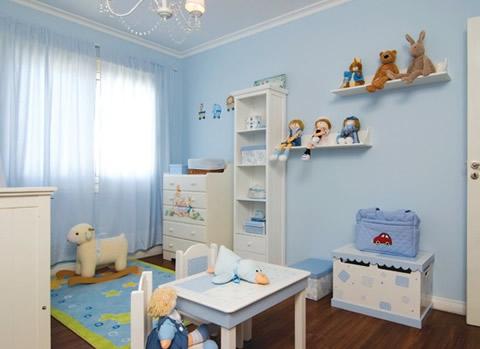 Dormitorio para ni os - Dormitorios infantiles ninos 3 anos ...