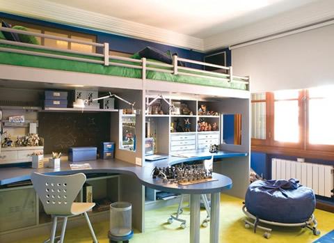 dormitorio para niños - Muebles De Dormitorio Para Ninos
