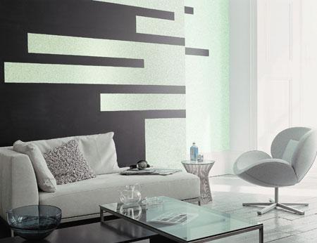 Colores metalizados for Colores de moda para pintar paredes