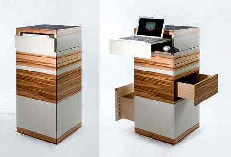 Mobiliario de oficina funcional for Mobiliario en una oficina