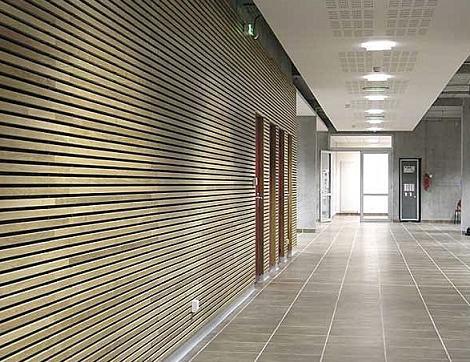 Paneles de madera para las paredes for Planchas de madera para paredes