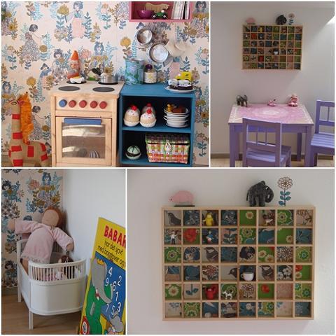 Papel pintado para habitaciones infantiles - Papel pintado habitaciones ...