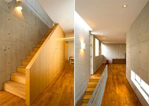 Casa japonesa minimalista for Casa minimalista japonesa