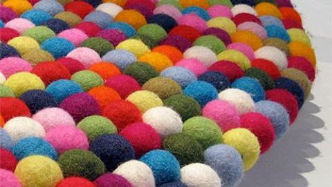 Alfombras de colores baratas for Alfombras buenas