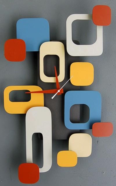 Decorablog revista de decoraci n - Relojes decorativos pared ...