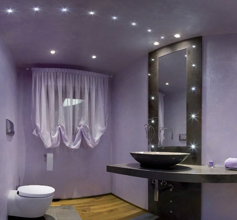 decoration lamp room