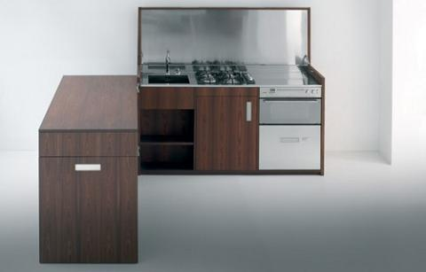 Decorablog revista de decoraci n - Cucine a scomparsa prezzi ...