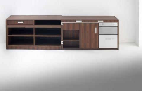 Mesa extraible mueble cocina stunning extraible botellero - Muebles tuco zaragoza ...