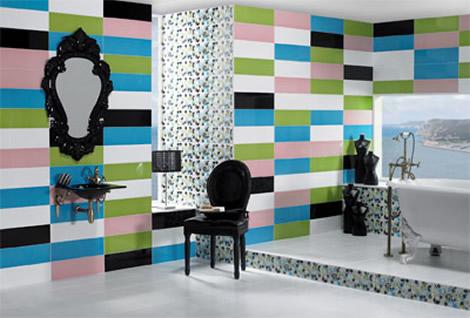 Pintar azulejos - Pintura especial para azulejos ...