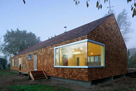 Casa rural de dise o - Diseno casas rurales ...