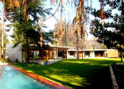 Casa natural en forma de l - Fotos de casas en forma de l ...