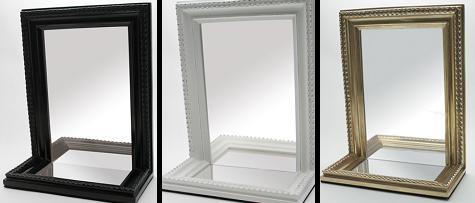 Espejos para esquinas for Modelos de marcos para espejos