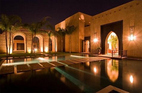 Decorablog revista de decoraci n - Casas marroquies ...
