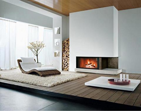 Revestimientos de chimeneas - Chimeneas para casas ...