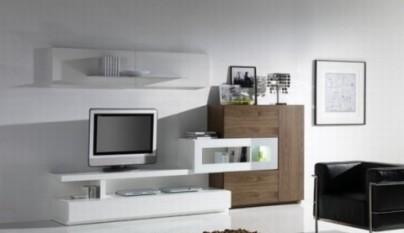 Modernos salones de c rculo muebles for Muebles modernos en miami florida