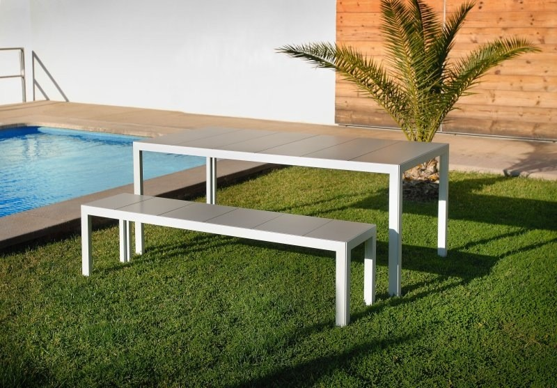 Conservar los muebles de pl stico del jard n - Muebles jardin plastico ...