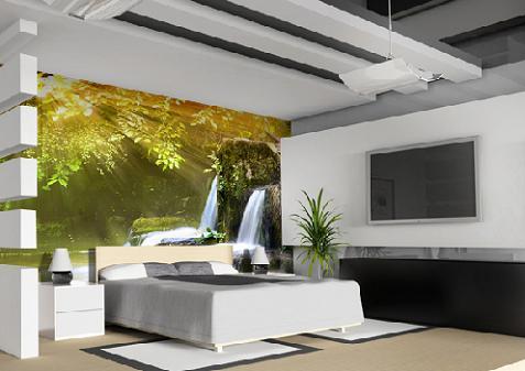 Murales para las paredes for Murales en paredes interiores