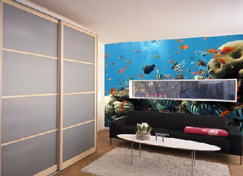 Decorablog revista de decoraci n - Murales pintados en la pared ...