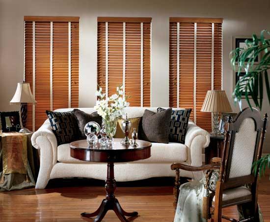 Mantenimiento de persianas de madera for Decoracion clasica contemporanea