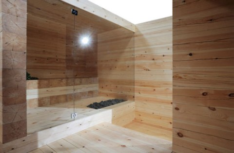 Decorablog Revista De Decoracion - Sauna-madera
