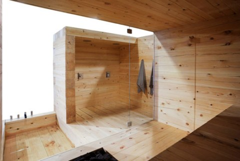 Kyly una sauna de madera - Madera para sauna ...