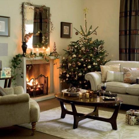 arbol5 1600x1200 Ideas para decorar el árbol de Navidad
