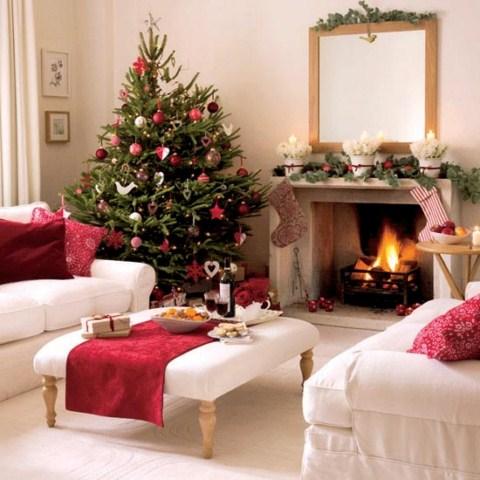 arbol9 1600x1200 Ideas para decorar el árbol de Navidad