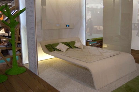 hotel extremadamente minimalista
