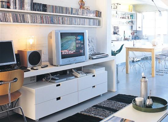 decorablog revista de decoraci n On decoracion monoambientes 30 mts