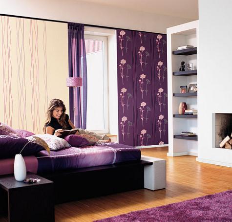 Tipos de papel pintado para revestimiento - Papeles para habitaciones juveniles ...