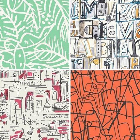 Tipos de papel pintado para revestimiento - Los mejores papeles pintados ...