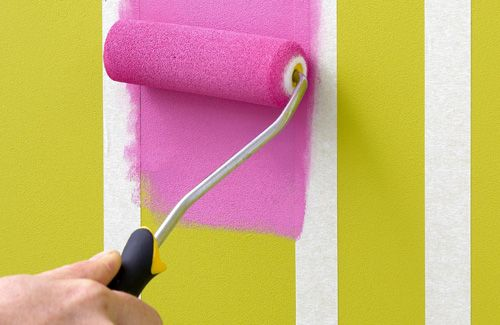 ideas para pintar una pared: