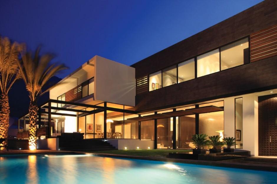CG House: Casa de lujo en Monterrey