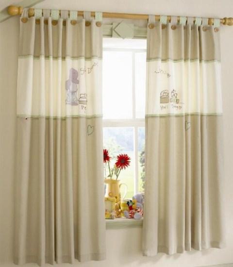 Ejemplos de cortinas cl sicas for Cortinas salon clasico
