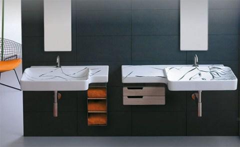 si quieres decorar tu cuarto de bao con estilo y elegancia lo mejor ser que prestes atencin a la nueva coleccin de lavabos que presenta la firma - Lavabos De Diseo