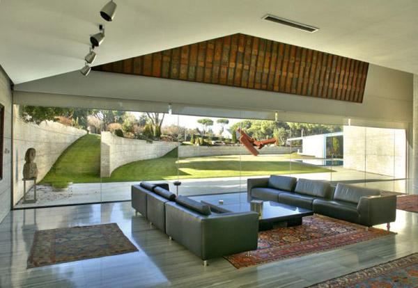 Casa de lujo espa ola for Casa de lujo minimalista y espectacular con piscina por a cero