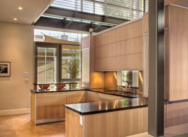 Nuevas casas de lujo en denver for Zen style kitchen designs
