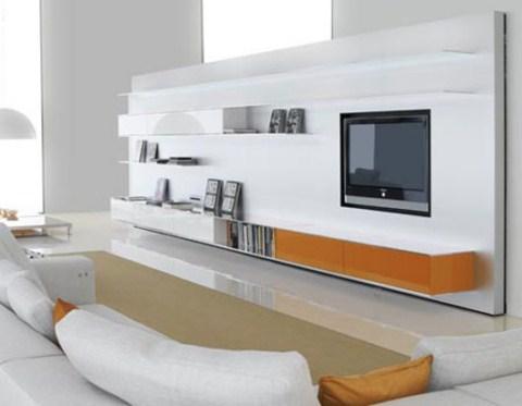 Comedores con televisor integrado de MDF Italia