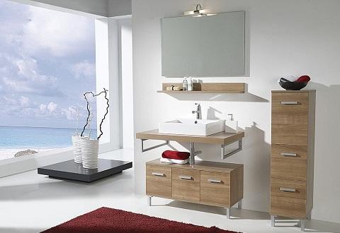 C mo instalar un mueble de ba o - Como hacer mueble de bano ...