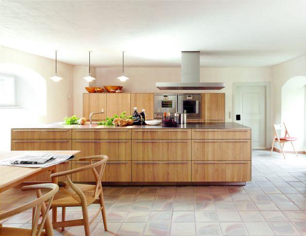 Tendencias en cocinas contempor neas modernas for Tendencias en cocinas