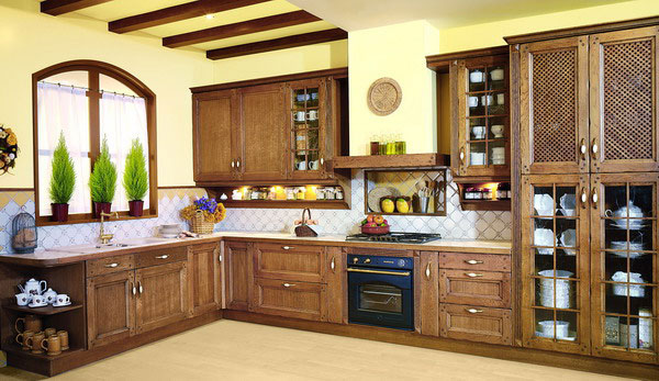 Muebles De Cocinas Rusticas. Latest Nov Cocinas Rsticas En Mlaga ...