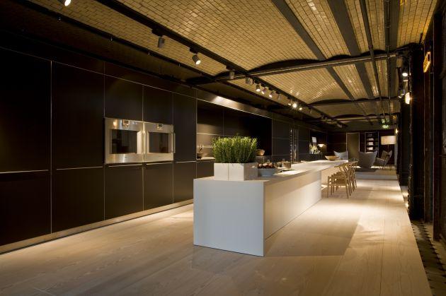 Tendencias en cocinas contempor neas modernas for Decoracion casa girona