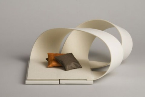 la bande 1600x1200 Sofá modular de Sarah Lovgren