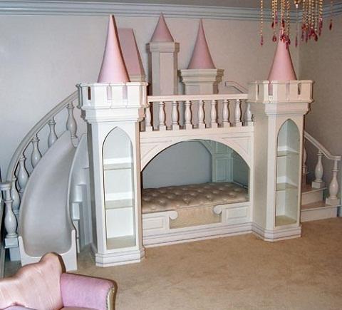 Decorablog revista de decoraci n - Camas de princesas ...