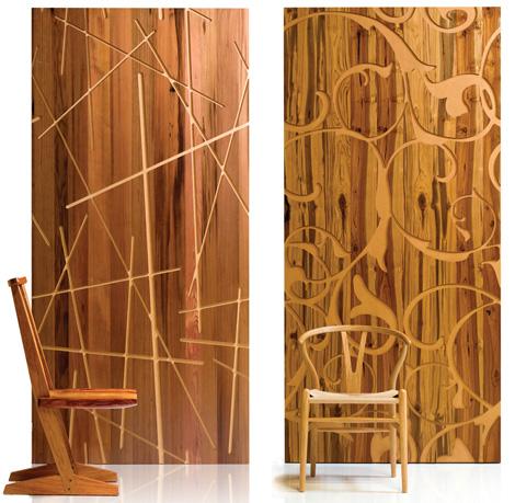 Paneles de madera tallada para pared - Paneles para forrar paredes ...