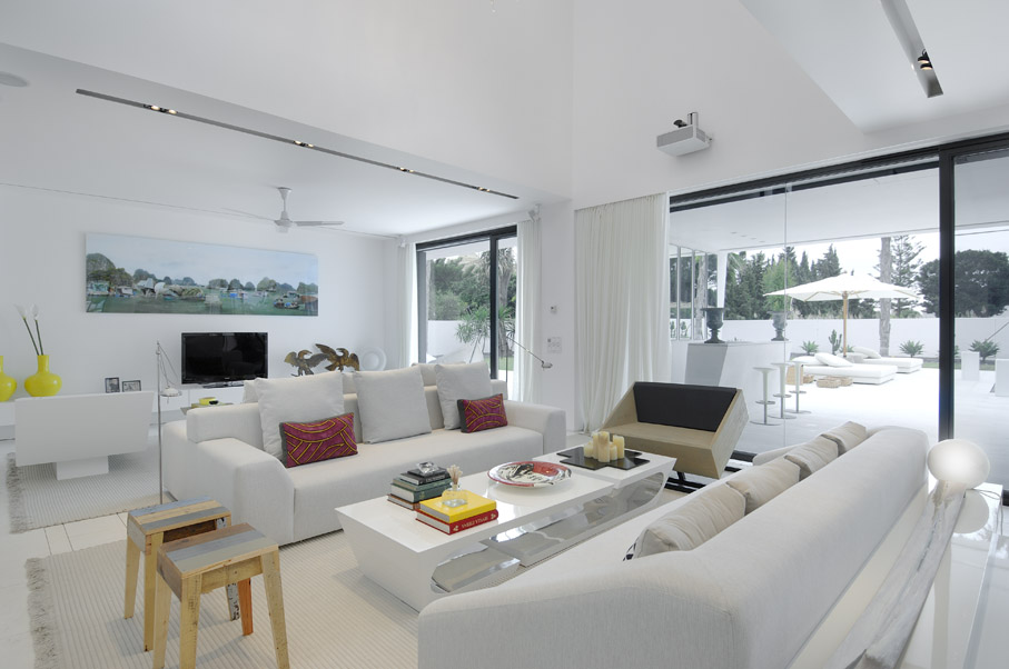 diseos de casas modernas por dentro